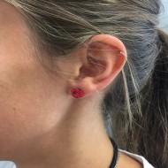TV wearing earring 570×507